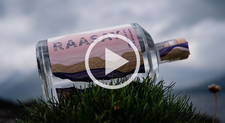 Making Isle of Raasay Hebridean Gin