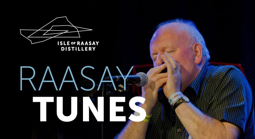 The Donald Black Band Live at Raasay Distillery