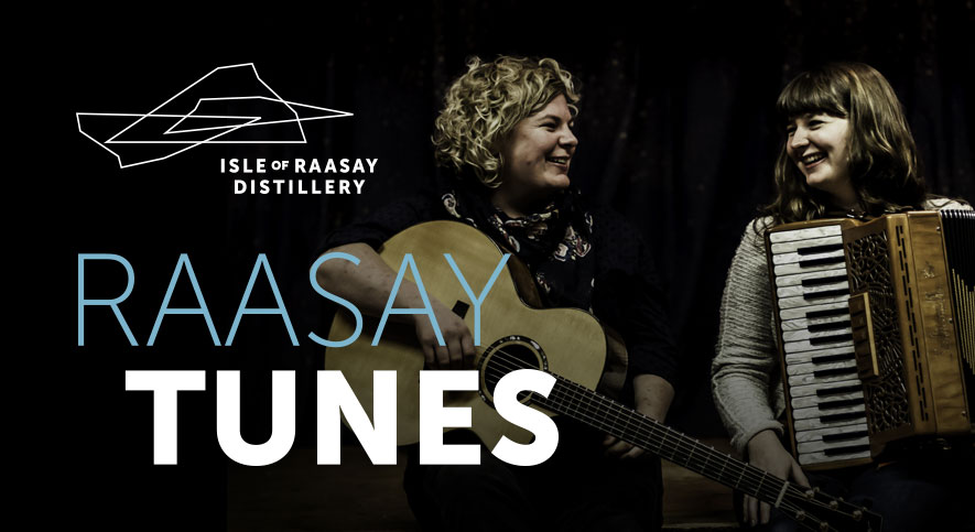 Mairearad and Anna Live Music at Raasay Distillery
