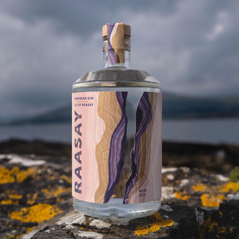 Isle of Raasay Hebridean Gin
