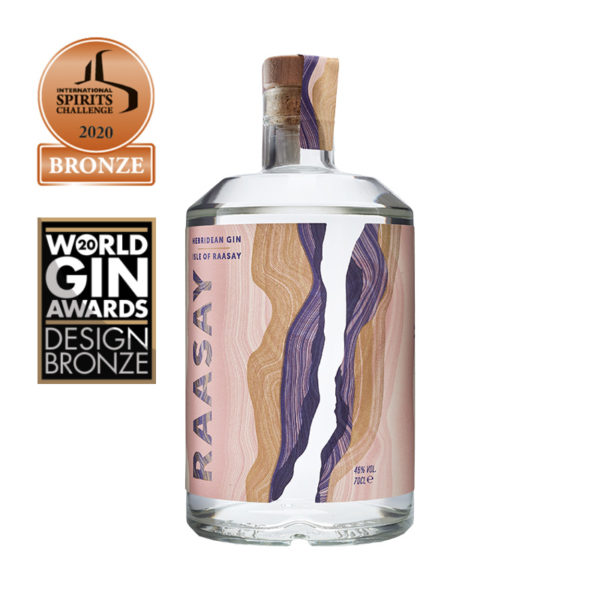 Isle of Raasay Scottish Gin (70cl)
