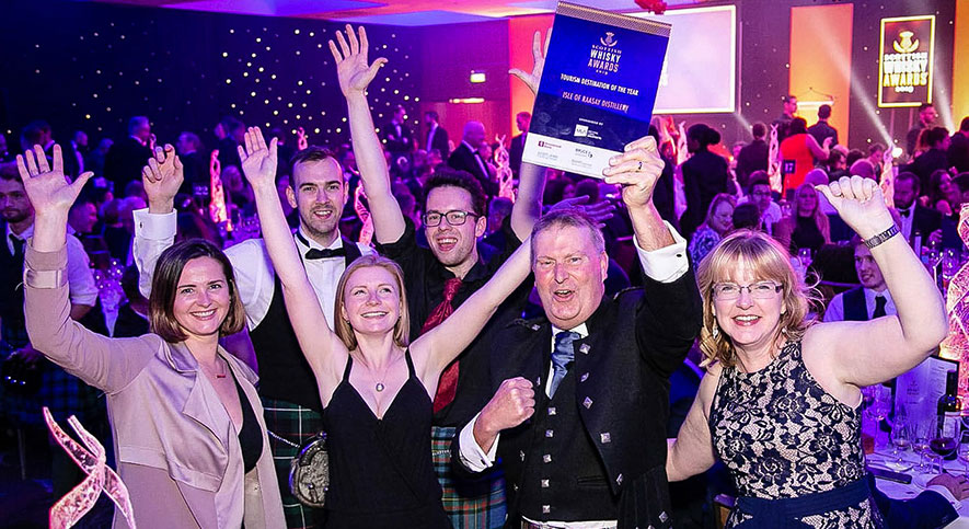 Raasay Distillery - Tourism Destination of The Year 2019