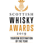 Tourism Destination of the Year - Scottish Whisky Awards 2019