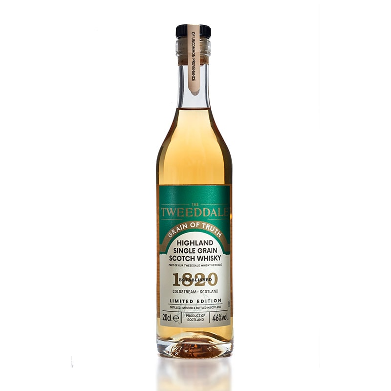 The Tweeddale Grain of Truth 20cl Bottle