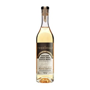 The Tweeddale Grain of Truth – Peated Edition (20cl)