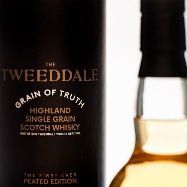 The Tweeddale Grain of Truth - Peated Edition Tube