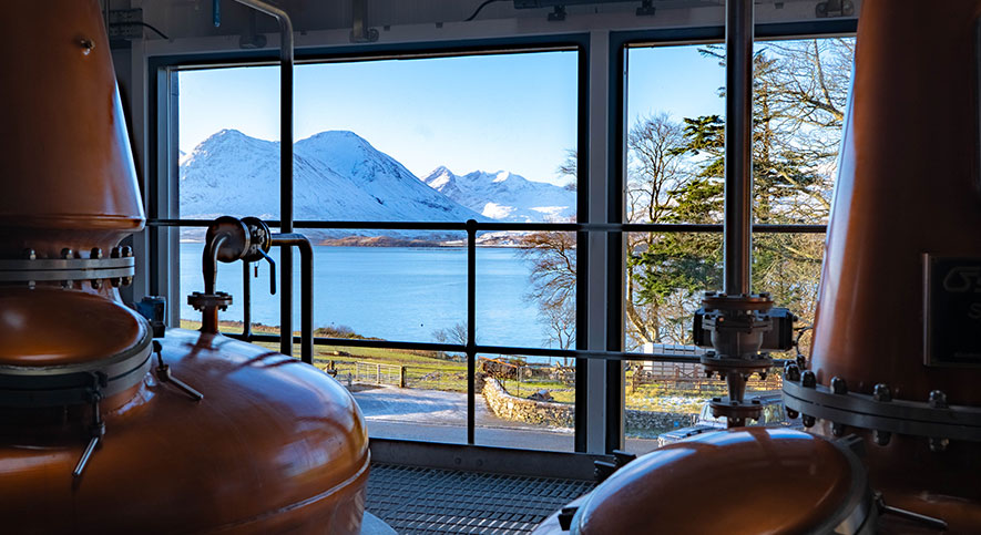 Raasay Distillery Winter Tour Times & Closure Dates