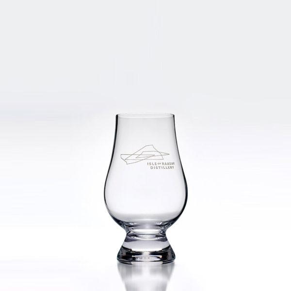 Raasay Distillery Glencairn Whisky Glass