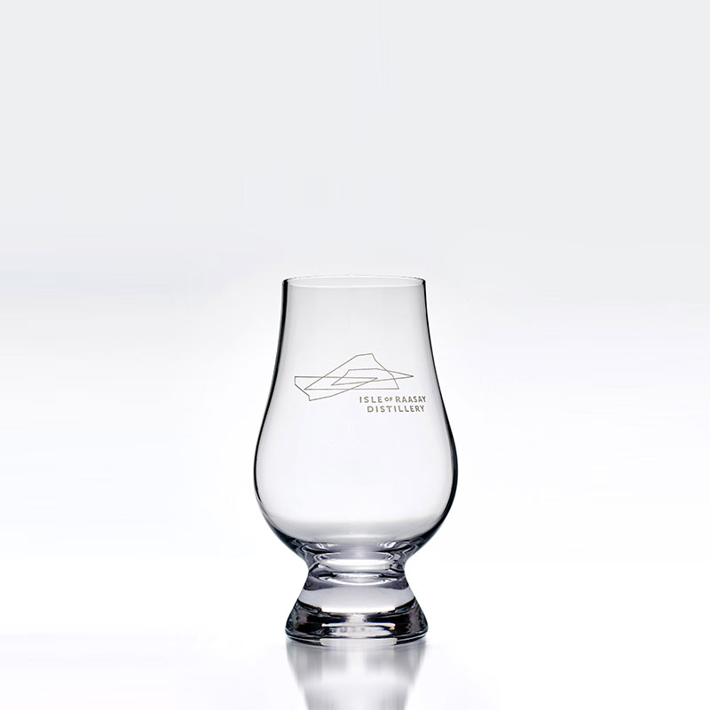 Raasay Distillery Glencairn Whisky Glass