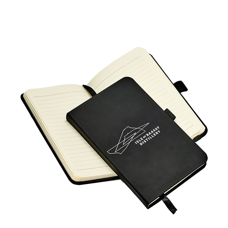 Isle of Raasay Distillery Branded A6 Notebook