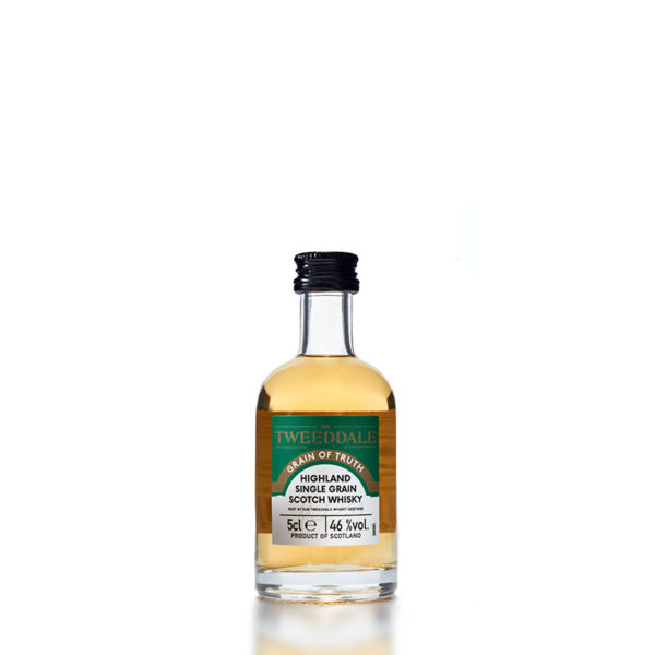 The Tweeddale Grain of Truth 5cl Miniature Bottle