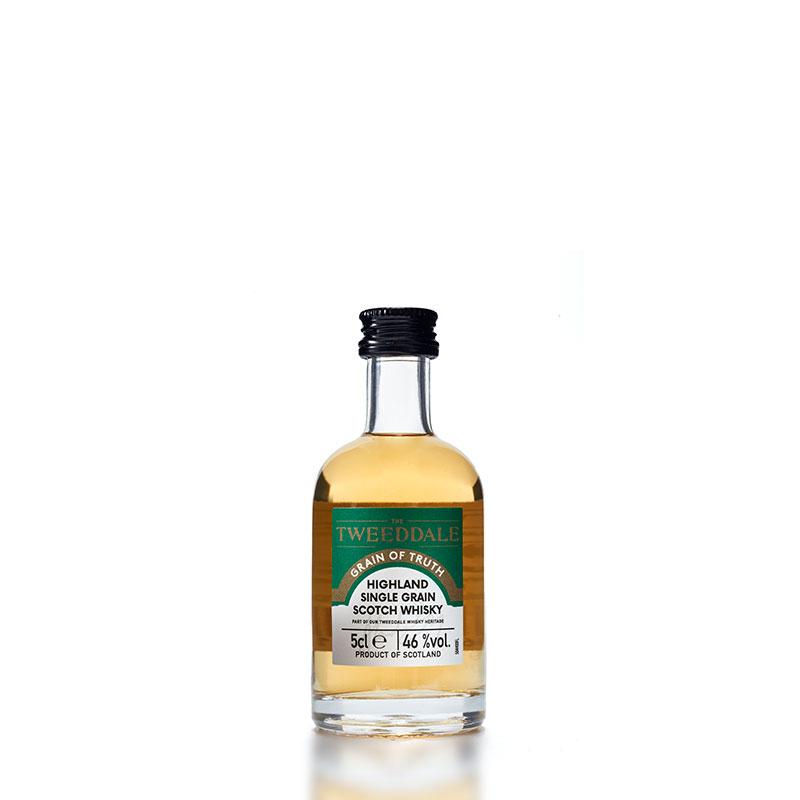 The Tweeddale Grain of Truth 5cl Miniature Bottle