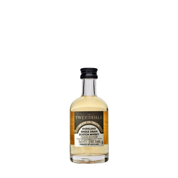 The Tweeddale Grain of Truth – Peated Edition (5cl)