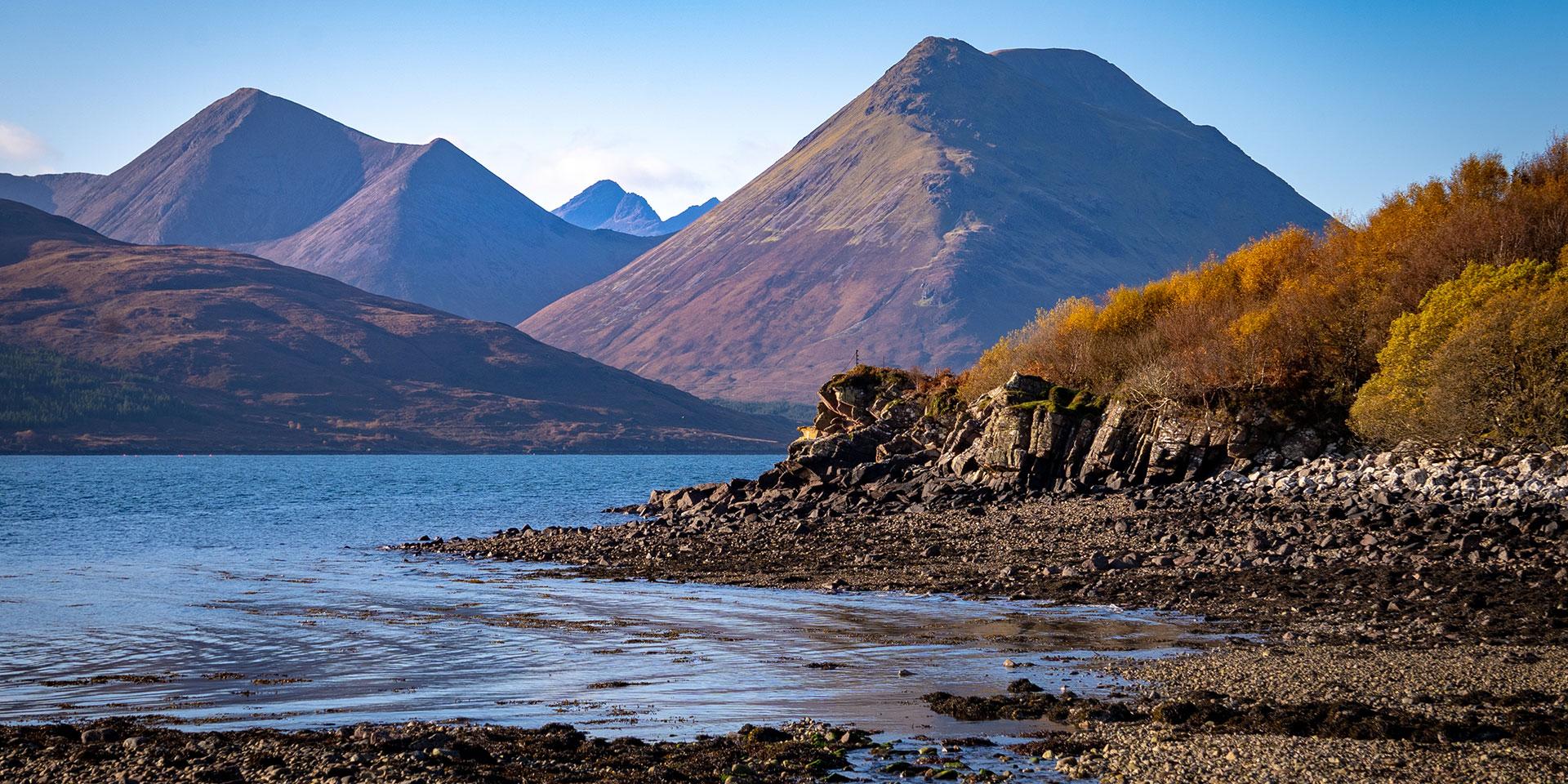 Glamaig, Cuillin, Isle of Skye