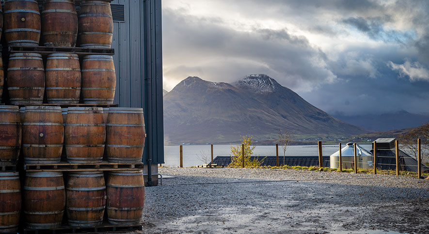First Release Isle of Raasay Single Malt Warehouse