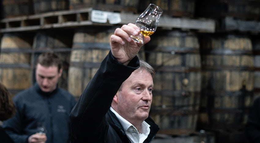 VIP Cask Sampling Weekend at Raasay Distillery