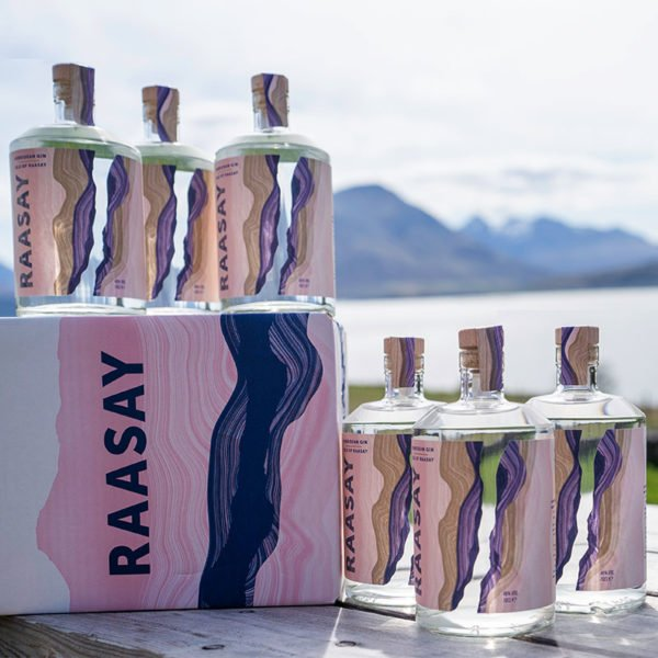 Isle of Raasay Gin 6 x 70cl (case)