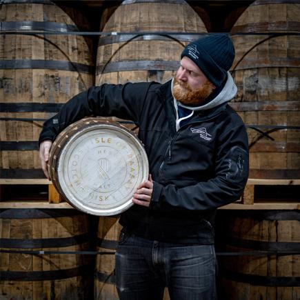 Bespoke 30 Litre Scotch Whisky Cask