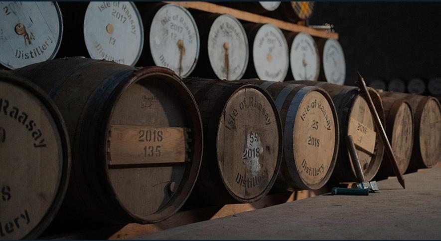 Raasay Distillery Signature Cask Range