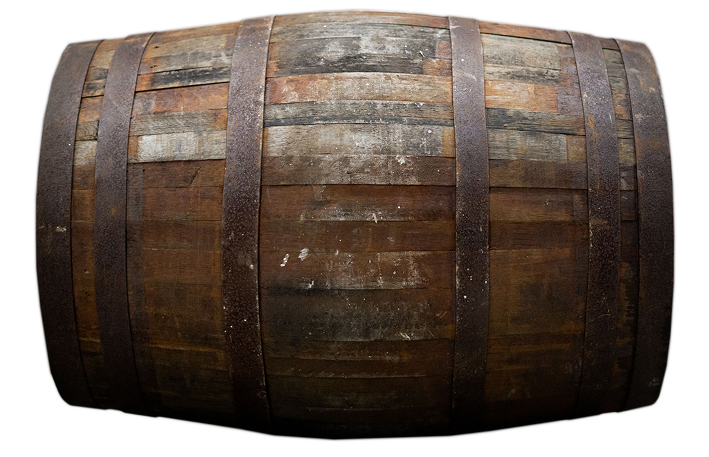 Ex-American Whiskey Cask Side Profile