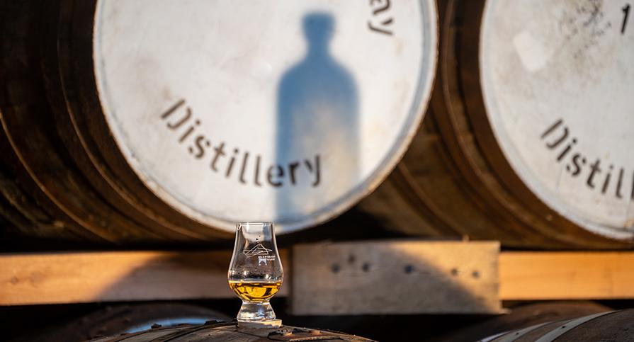 Isle of Raasay Distillery's Inaugural Release