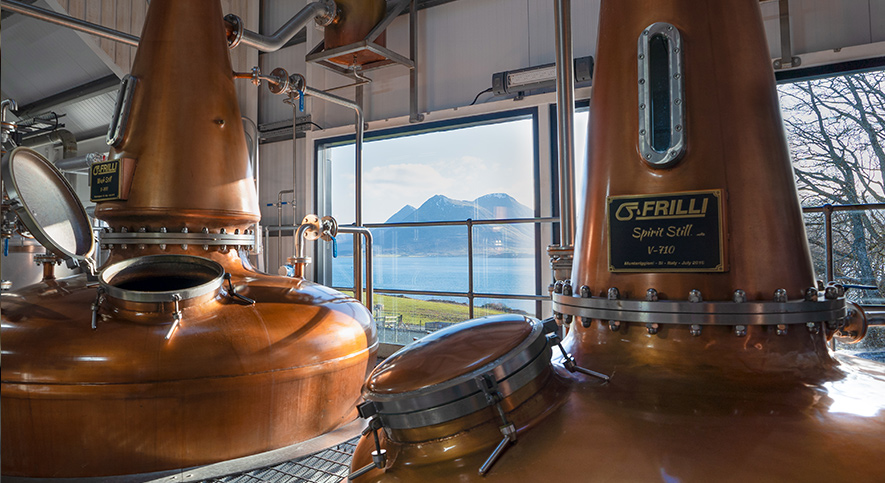 What is Single Malt View From Stills