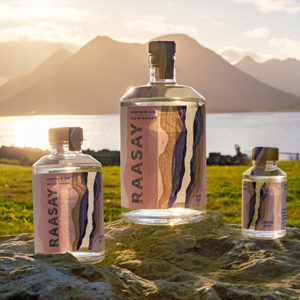 "Isle of Raasay Gin ""Family"" series"