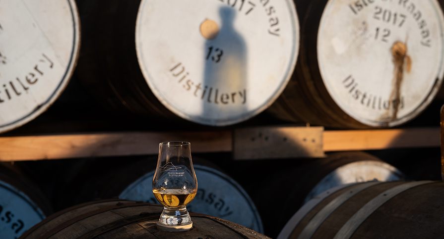 Raasay Distillery Inaugural Release Sells Out Header Image