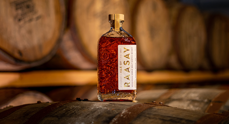 Isle of Raasay Distillery Inaugural Single Malt Release