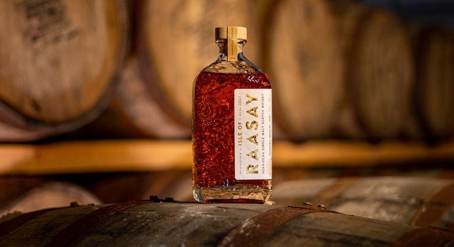Christmas Shopping at Raasay DistilleryIsle of Raasay Inaugural Release