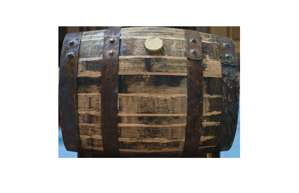 30 litre cask side profile