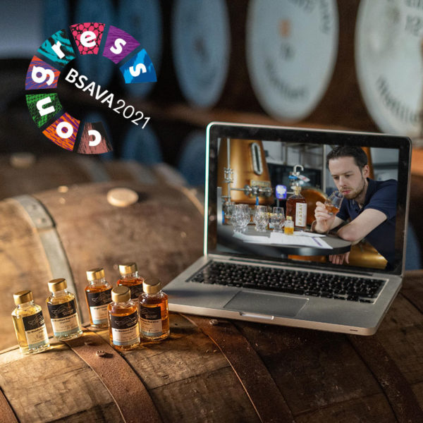 BSAVA Private Whisky Tasting - Ticket and Tasting Pack - 26th of March 2021
