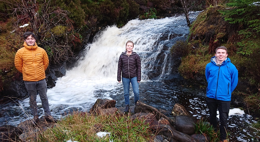 Raasay Community Hydro - Green Electricity Generation