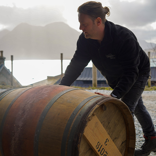 Makar's Malt Cask Enters Warehouse