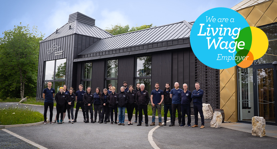 Living Wage Employer All Staff Photo