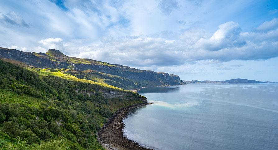 Hallaig, Isle of Raasay