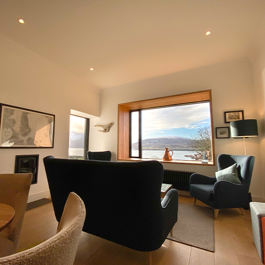 Borodale House Residents Lounge