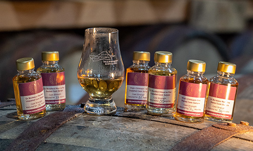 Isle of Raasay Distillery Virtual Tastings