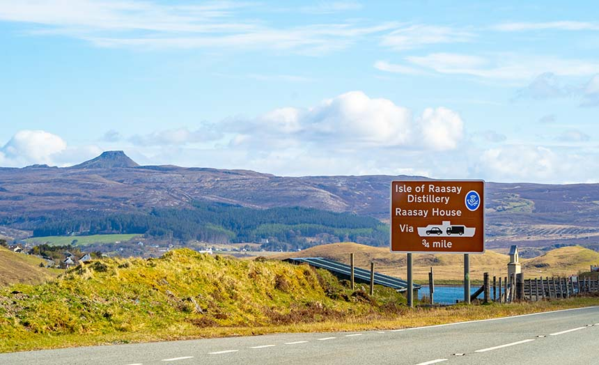 How to Get to Raasay