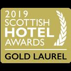 Scottish Hotel Awards Gold Laurel