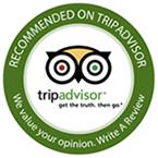 Tripadvisor Recommended