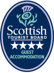 VisitScotland Four Star Guest Accommodation