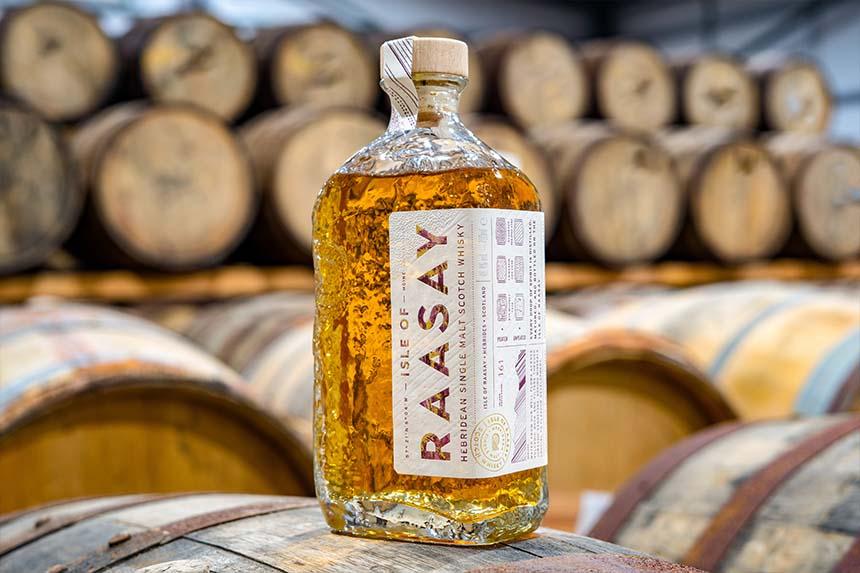 Isle of Raasay Distillery Single Malt