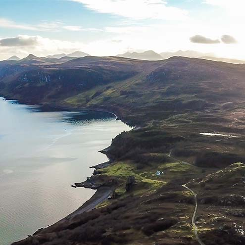 The Isle of Raasay