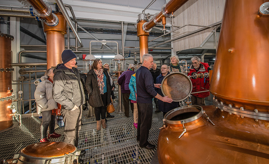 Book a Whisky & Gin Tour or Tasting