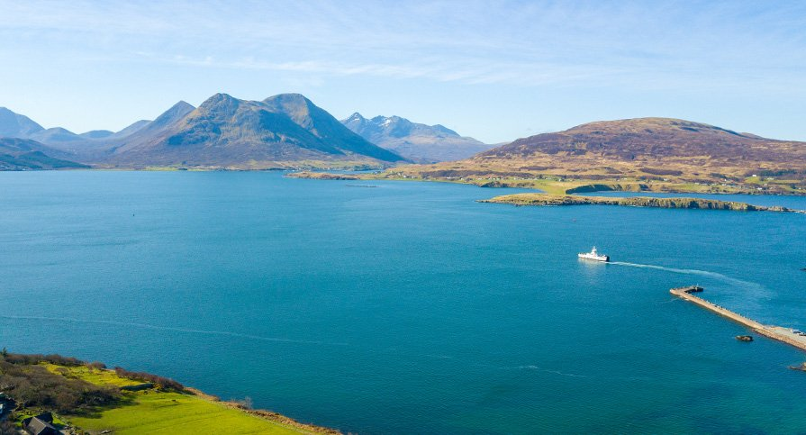 Plan Your Journey to Isle of Raasay Distillery