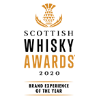 Scottish Whisky Awards - Brand Experience of the Year 2020