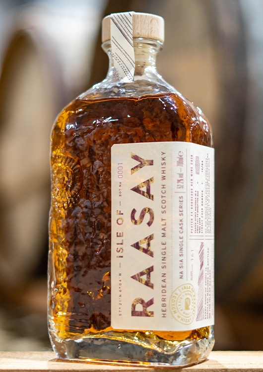 Na Sia Single Cask Series - Peated Ex-Bordeaux Red Wine