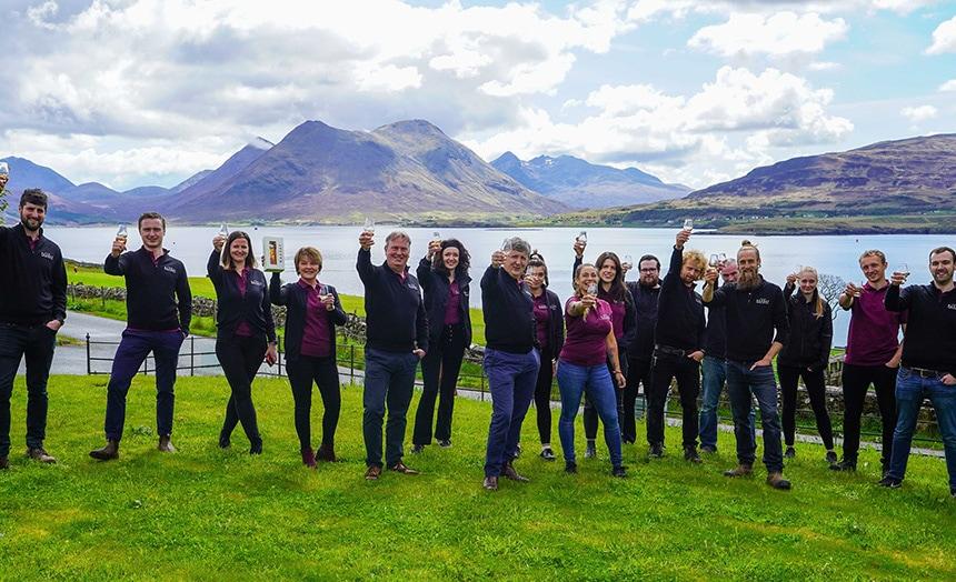 Isle of Raasay Distillery Career Opportunities