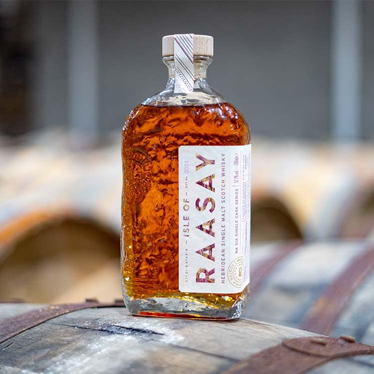 Na Sia Single Cask Series - Peated Ex-Bordeaux Red Wine 1 x 70cl